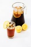 τσάι πάγου στοκ εικόνες
