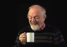 τσάι ποτών Στοκ φωτογραφίες με δικαίωμα ελεύθερης χρήσης