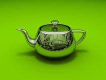 τσάι Πράσινων Κομμάτων ελεύθερη απεικόνιση δικαιώματος
