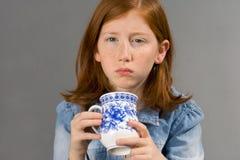 τσάι πρωινού Στοκ Φωτογραφία