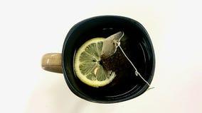 Τσάι πρωινού Στοκ Εικόνες