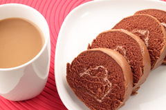 τσάι σπασιμάτων Στοκ Φωτογραφίες