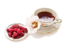 τσάι συμβαλλόμενων μερών Στοκ Φωτογραφία