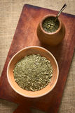 Τσάι συντρόφων Στοκ εικόνες με δικαίωμα ελεύθερης χρήσης