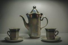 Τσάι-σύνολο Στοκ Εικόνα