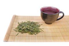 τσάι τέχνης Στοκ φωτογραφία με δικαίωμα ελεύθερης χρήσης