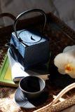 τσάι τελετής στοκ εικόνα