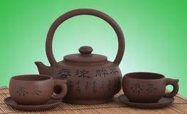 τσάι τελετής Στοκ φωτογραφίες με δικαίωμα ελεύθερης χρήσης