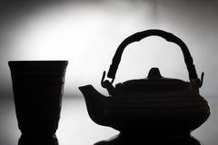 τσάι τελετής Στοκ φωτογραφία με δικαίωμα ελεύθερης χρήσης