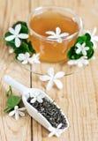 Τσάι της Jasmine Στοκ φωτογραφία με δικαίωμα ελεύθερης χρήσης