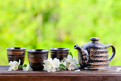 Τσάι της Jasmine Στοκ Εικόνες