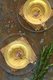 Τσάι της Rosemary Στοκ Εικόνα