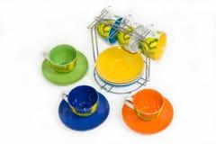 τσάι υπηρεσιών Στοκ εικόνες με δικαίωμα ελεύθερης χρήσης