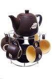 τσάι υπηρεσιών στοκ φωτογραφίες με δικαίωμα ελεύθερης χρήσης