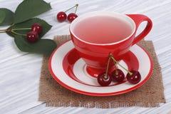 Τσάι φρούτων Στοκ εικόνα με δικαίωμα ελεύθερης χρήσης