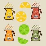 Τσάι φρούτων Στοκ Φωτογραφίες