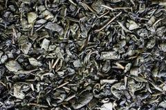 τσάι φύλλων Στοκ εικόνα με δικαίωμα ελεύθερης χρήσης