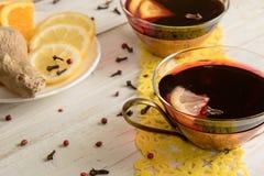 τσάι φλυτζανιών Στοκ Φωτογραφία