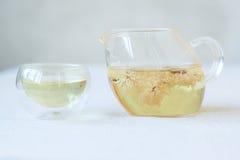 Τσάι χρυσάνθεμων Στοκ Εικόνες