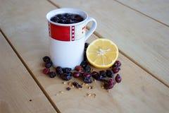 1 τσάι Στοκ Φωτογραφία