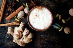 Τσάι Chai Στοκ φωτογραφία με δικαίωμα ελεύθερης χρήσης