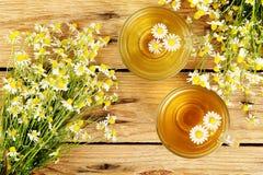 Τσάι Chamomile Στοκ Εικόνες