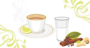 Τσάι Masala Στοκ Εικόνα
