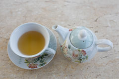 Τσάι Oolong από την Κίνα στοκ εικόνες