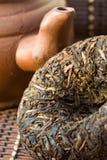 Τσάι Puer Στοκ Εικόνα