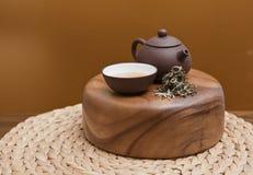 Τσάι Puer Στοκ φωτογραφία με δικαίωμα ελεύθερης χρήσης