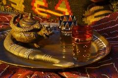 τσάι ttime Στοκ Εικόνες