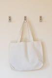 Τσάντα βαμβακιού Στοκ Εικόνα