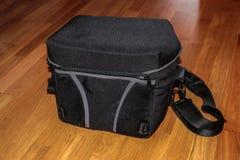 Τσάντα για το φωτογραφικό εξοπλισμό στοκ εικόνες