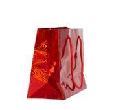 Τσάντα για το όμορφο δώρο Στοκ εικόνα με δικαίωμα ελεύθερης χρήσης