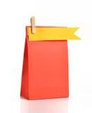 Τσάντα εγγράφου Στοκ εικόνα με δικαίωμα ελεύθερης χρήσης