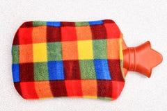 Τσάντα ζεστού νερού Στοκ εικόνα με δικαίωμα ελεύθερης χρήσης