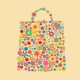 Τσάντα λουλουδιών