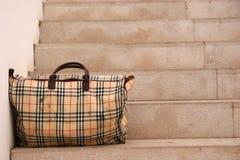 τσάντα που αφήνεται Στοκ εικόνες με δικαίωμα ελεύθερης χρήσης