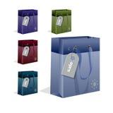 Τσάντα πώλησης Στοκ Εικόνες