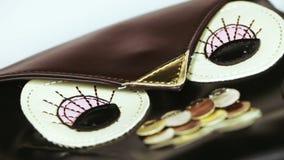 Τσάντα στην κουκουβάγια μορφής φιλμ μικρού μήκους