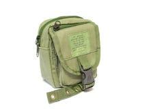 τσάντα στρατιωτική Στοκ Φωτογραφίες