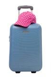 Τσάντα ταξιδιού στοκ φωτογραφίες με δικαίωμα ελεύθερης χρήσης