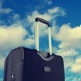 Τσάντα ταξιδιού Στοκ εικόνες με δικαίωμα ελεύθερης χρήσης