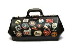 Τσάντα 2 ταξιδιού στοκ εικόνες