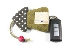 Τσάντα του βασικού προτύπου σπιτιών αυτοκινήτων στοκ φωτογραφία με δικαίωμα ελεύθερης χρήσης