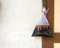 Τσάντα του νερού. Στοκ Εικόνες