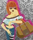 τσάντα απεικόνιση αποθεμάτων