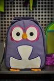 Τσάντα Penguin Στοκ φωτογραφία με δικαίωμα ελεύθερης χρήσης
