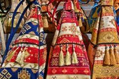 τσάντες ζωηρόχρωμες στοκ εικόνες με δικαίωμα ελεύθερης χρήσης