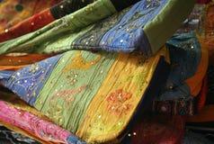 τσάντες που κεντιούνται Στοκ φωτογραφίες με δικαίωμα ελεύθερης χρήσης